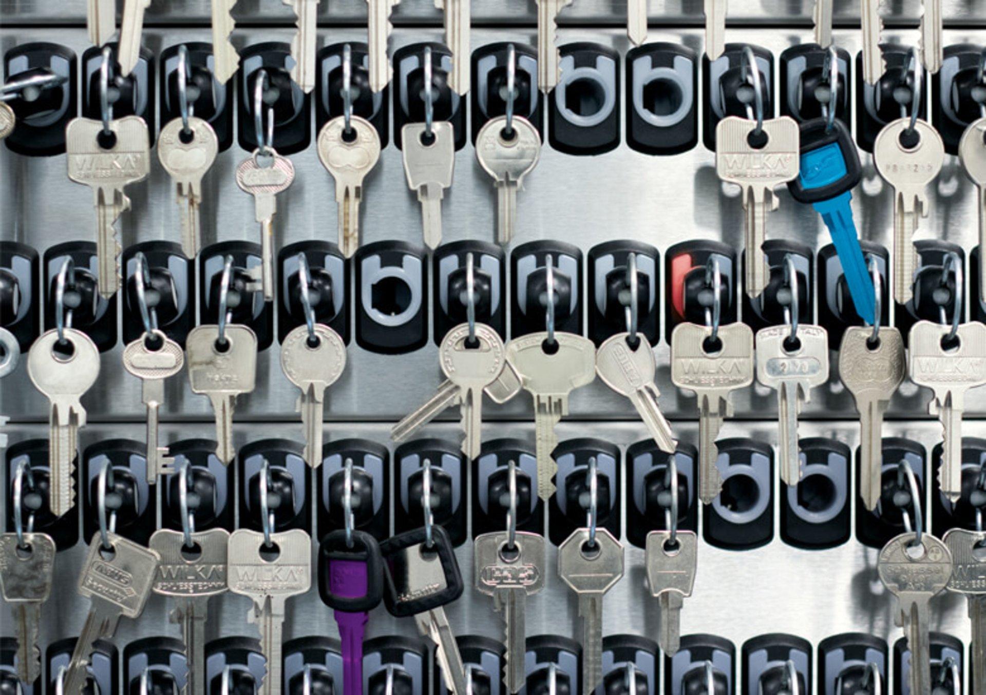 Zarządzanie kluczami