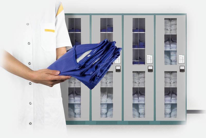 Zarządzanie odzieżą roboczą i tekstylnym wyposażeniem roboczym